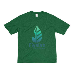 Mens Heather Dri-Fit Tee - Forest Green Heather / Xs - T-Shirt
