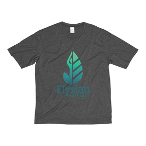 Mens Heather Dri-Fit Tee - Graphite Heather / Xs - T-Shirt