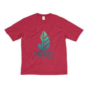 Mens Heather Dri-Fit Tee - Scarlet Heather / Xs - T-Shirt