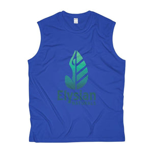 Mens Sleeveless Performance Tee - True Royal / Xs - Tank Top