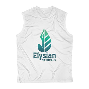Mens Sleeveless Performance Tee - White / Xs - Tank Top