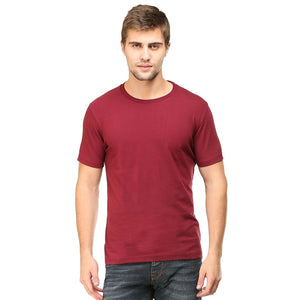 Men Half Sleeve T Shirt 3: Pick any size and color of your choice - leavf