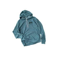 Load image into Gallery viewer, SW Retro Sponge Fleece Pullover Hood
