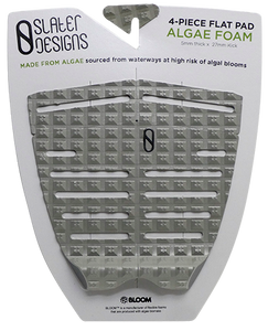 Slater Designs Traction Pad 4 Piece Grey