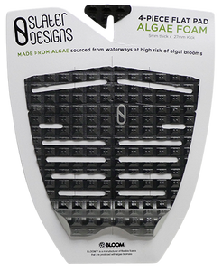 Slater Designs Traction Pad 4 Piece Blac