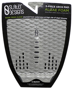 Slater Designs Traction Pad 5 Piece Grey