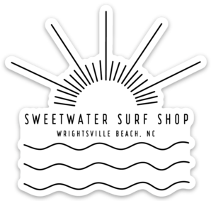 Sweetwater Sunrise Sticker