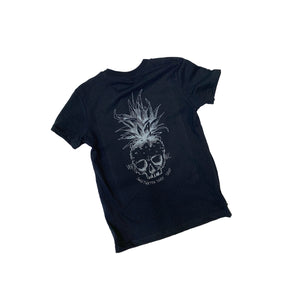 Youth SW Pineapple Skull Tee