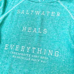 Women's Saltwater Heals Everything Hoodie