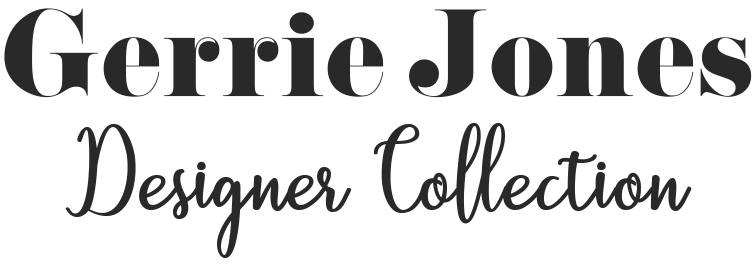 Gerrie Jones Designer Collections