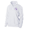 Official NCAA Stephen F. Austin Lumberjacks - RYLSFA11 Herrington Fleece 1/4 Zip Up Sweatshirt