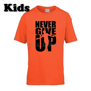 Kids T-shirt 2019 Never Give Up Mo Mohamed Salah 11 League Final Clothes T Shirt Youth boys girl tshirt