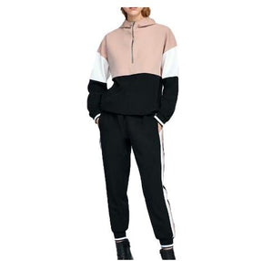 Summer sweat suits women casual 2 piece set women clothes 2019 long sleeve two piece set top and pants