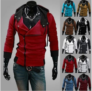 Men Jacket Coat Hoodie Fashion