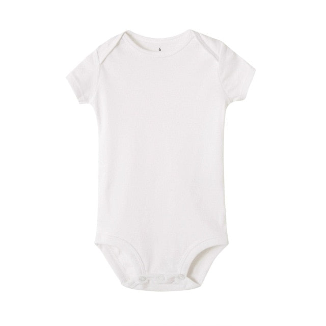 Cotton Rompers Baby Boy or Girl Infant Jumpsuit for Newborn Baby infant, see images for available colors