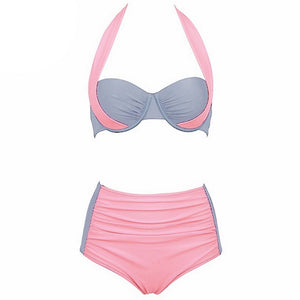 High Waist Bathing Suits