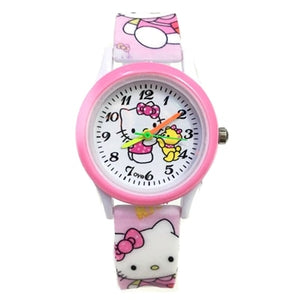 Casual Wrist Watch For Children  Analog Quartz Wrist Watch