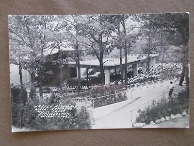 Vintage USA Real Photo Postcard - Music Camp, Interlochen, MI (WW57)