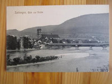 Load image into Gallery viewer, Est Early 1900s Germany Photo Postcard - Sackingen (ZZ129)