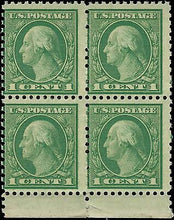 Load image into Gallery viewer, VEGAS - 1919 - Sc# 538 - MNH, OG - Blk Of 4 - Perf 11x10 - READ - DX60