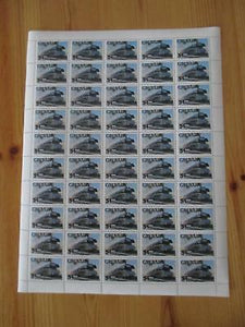 VEGAS-1982 Grenada Sc# 1124 -MNH, OG Rare Sheet Of 50- Cat= $62+! (CS34)