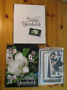 VEGAS - 2004 USPS Stamp Yearbook - With Original Sealed Stamps & Cover - EZ109