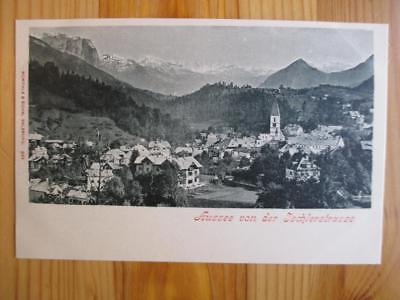 Est Early 1900s Austria Photo Postcard - Aussee (ZZ115)