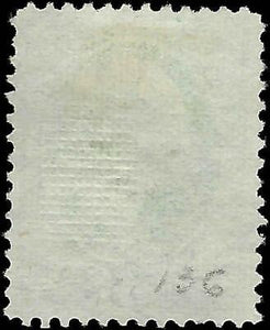 "VEGAS - 1870 #136a - Clearly Defined ""I"" Grill - No Hidden Flaws -Centering! EI1"