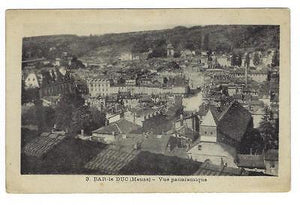 WW1 Era France Photo Postcard - Bar-Le Duc (Meuse) (OO36)