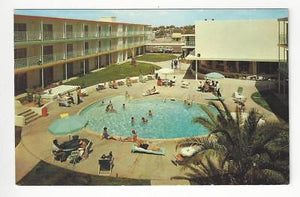 Est 1960s USA Photo Postcard - Tidelands Motor Inn, Tucson, AZ (AM82)