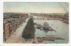 Early 1900s Netherlands Postcard - Amsterdam (AL68)