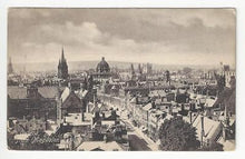 Load image into Gallery viewer, 1908 Britain Photo Postcard - Oxford At Magdalen Tower - Read Reverse (AL58)