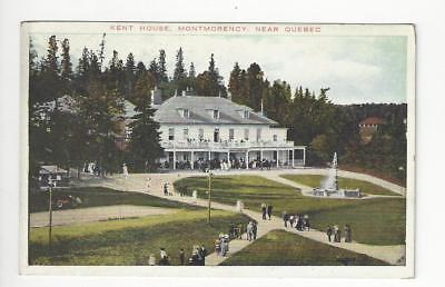 Vintage Canada Postcard - Kent House, Montmorency, Near Quebec (AH42)