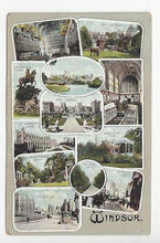 Load image into Gallery viewer, Early 1900s Britain Picture Postcard - Windsor - (With Tear) (AL66)