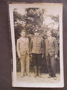 WW2 Era Real Photo Postcard (WW70)