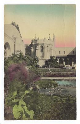 1937 USA Photo Postcard - Balboa Park, San Diego, CA (AP40)