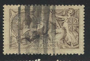 VEGAS - 1919 Britain - Sc# 179 - Cat= $70 - Solid - ~F-VF (DG26)