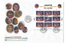 Load image into Gallery viewer, 1996 UN United Nations Vienna Sc # 211 Quality First Day Cover (CN91)