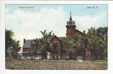 Load image into Gallery viewer, Posted 1910 Utica, NY USA Postcard- Faxton Hospital, Utica (AT50)