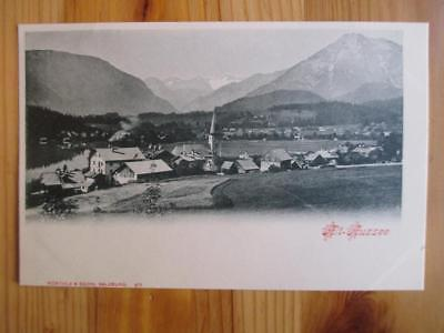 Early 1900s Austria Photo Postcard - Alt-Aussee (ZZ119)