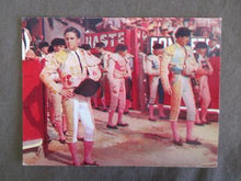 Load image into Gallery viewer, Est 1960s Mexico Photo Postcard - Bull Fighting In Mexico (TT104)