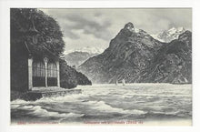 Load image into Gallery viewer, Vintage Switzerland Photo Postcard - Urirotstok Mountain (AN29)