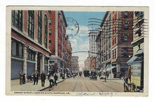 Load image into Gallery viewer, 1918 USA Picture Postcard - Granby Street, Norfolk, VA (AP73)