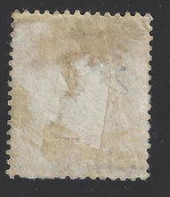Load image into Gallery viewer, 1892 India - SG103, Scott# 48 2a6p Used - (CB94)