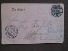 Load image into Gallery viewer, 1903 Germany Picture Postcard - Posted Berlin (VV120)