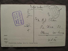 Load image into Gallery viewer, 1924 Netherlands Photo Postcard - Posted Aalten With Scott # 125 (VV63)