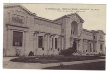 Load image into Gallery viewer, 1922 France Photo Postcard - Marseille Colonial Exposition (ZZ74)