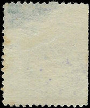 Load image into Gallery viewer, VEGAS - 1887 USA Sc# 213 2c Washington - Purple Fancy Cancel - Thin - EF15