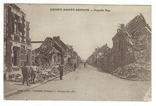 Load image into Gallery viewer, WW1 Era France Photo Postcard - Orgny-Sainte-Benoite War Damage (OO26)