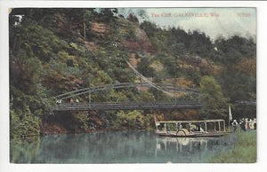 1909 USA Picture Postcard - The Cliff, Galesville, WI - (AC67)